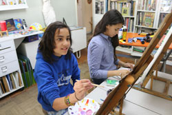 Spring Art Camp in Tarzana