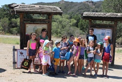 Summer Camp at Golden Key Art